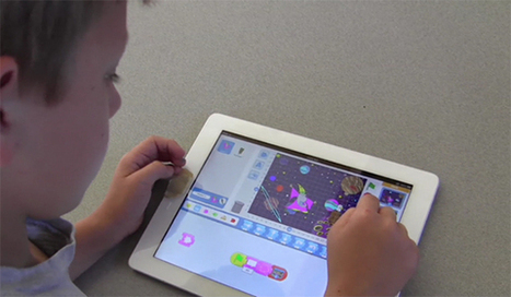 Can Kindergarteners Be Taught to Code? ScratchJr Says Yes | 3D Virtual-Real Worlds: Ed Tech | Scoop.it