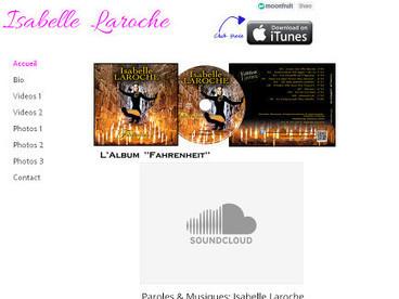 Isabelle Laroche : une artiste lorraine | La Scène musicale en Lorraine | Scoop.it