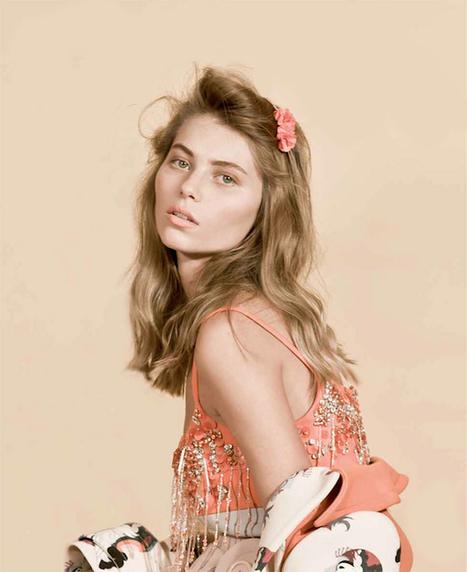 Vika Falileeva | Fashion Models Fetish | Scoop.it