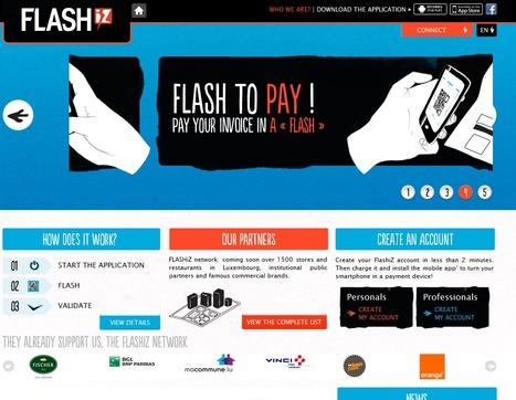 FLASHiZ - QR | The use of QR codes | Scoop.it