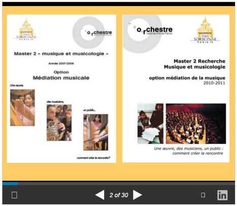 Les enjeux de la médiation de la musique, par Cécile Prévost-Thomas | ACIM | Rapprocher les bibliothèques-médiathèques de la vraie vie | Scoop.it