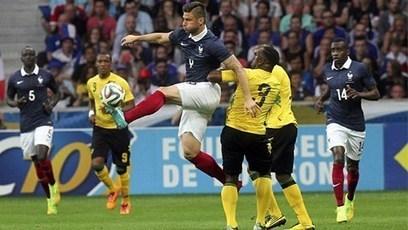 ĐT Pháp chơi hay hơn khi không có Ribery - Blog Việt - yume.vn | Giao duc | Scoop.it