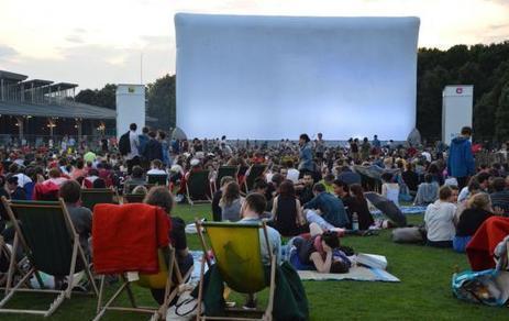 Le Vésinet : cinéma en plein air - Le Parisien | Croissy sur Seine | Scoop.it