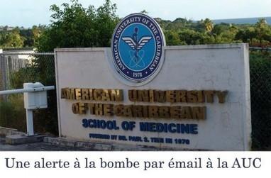 L'American University of the Caribbean de SInt Maarten a été évacué ce matin suite à une alerte à la bombe | Les infos de SXMINFO.FR | Scoop.it