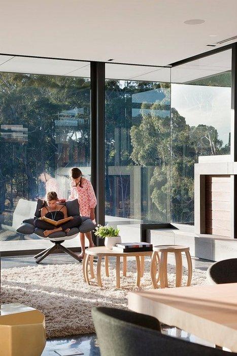Uniquely Built Sustainable House in Ballarat, Australia by Rachcoff Vella Architecture | Sustainable Architecture | Scoop.it