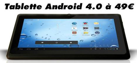 Tablette Android 4.0 MULTIPIX 7' à 49€ | Les bons Plans de tablettes Android | Scoop.it