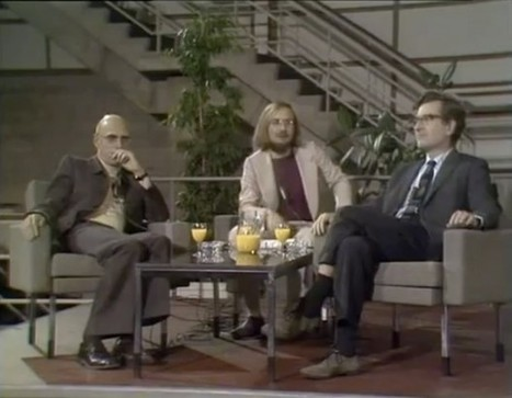 The Chomsky-Foucault Debate: complete video recording from 1971 | Wisdom 1.0 | Scoop.it