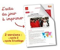1jour1actu - Les clés de l'actualité junior - Le site d'info des 7 / 13 ans ! | Livres | Scoop.it