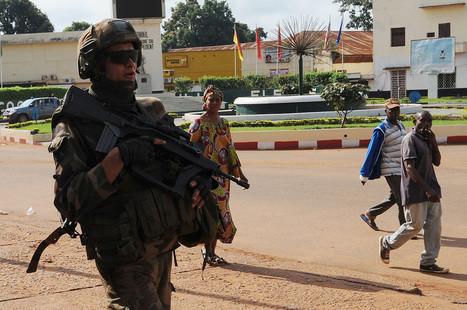 Centrafrique : le témoignage d'un Français bloqué à Bangui - TF1 | Du bout du monde au coin de la rue | Scoop.it