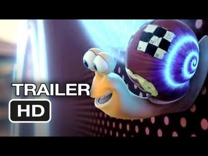 The Implausible Origin Of Turbo's Super Powers In His New, Full Length Trailer | Animation News | Scoop.it