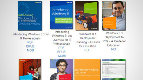 Download a Treasure Trove of 130 Free Ebooks from Microsoft | iGeneration - 21st Century Education | Scoop.it