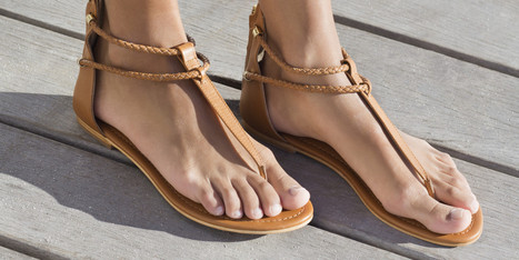 High-Fashion Sandals That Combine Style With Doing Good - Huffington Post | Made in Africa | Scoop.it