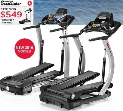 Bowflex Treadclimber 2016, Elliptical, Treadmill, Stepper | Exercise Equipment and Fitness Products | Scoop.it