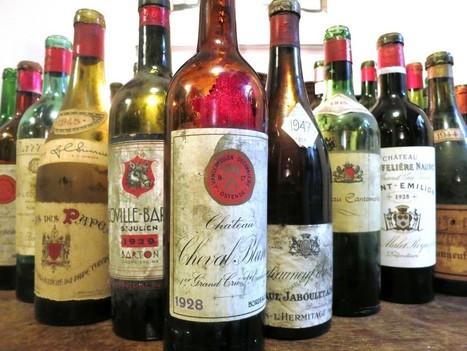 Amazing Bordeaux, Rhone 1928, 1929, 1945, 1947, 1959 & More | Vitabella Wine Daily Gossip | Scoop.it