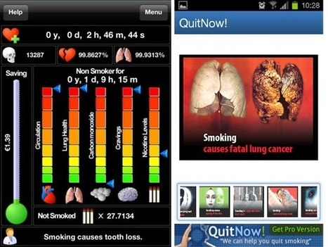 Five apps to help you quit smoking on World Anti-Tobacco Day - NDTV | #edpad | Scoop.it