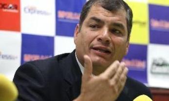 Ecuador insiste en que tergiversaron declaraciones de Correa sobre ataque a la AMIA   Un poco del mundo para Colombia   Scoop.it