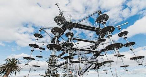 Adelaide gets Australia's first aerial park - SpiceNews | Australian Tourism Export Council | Scoop.it