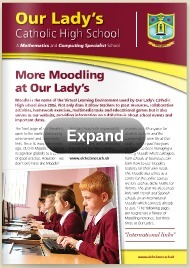 Moodle Blog » Moodle and Mahara (in one night!) at Our Lady's Preston   Moodle 2 for Teaching 4-9 Year Olds book   Scoop.it