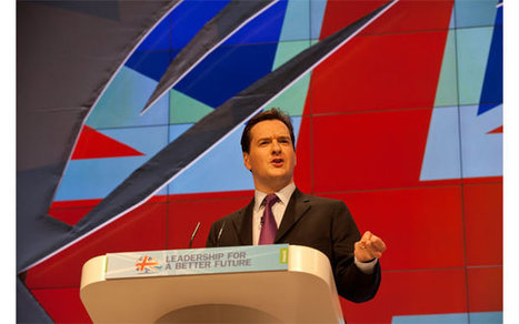 Conservative Party Conference 2011: George Osborne speech in full - Telegraph | The Size Criteria (aka Bedroom Tax) | Scoop.it