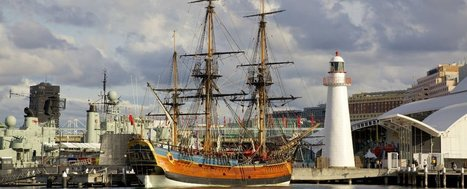 Archaeologists think they've finally uncovered Captain Cook's Endeavour | IELTS, ESP, EAP and CALL | Scoop.it