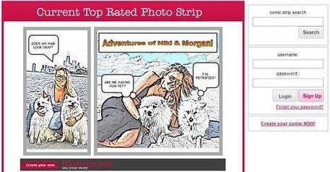 PikiStrips, crear tiras comicas online | MariaaCases | Scoop.it