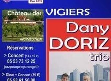 "Jazz en chai ""Dany Doriz Trio"" 