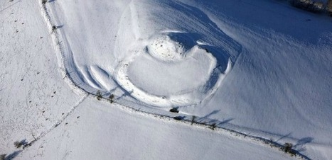 Snowy landscape reveals Wales' forgotten ancient remains | Ancient Origins of Science | Scoop.it