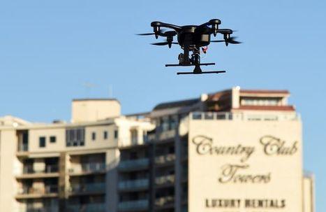 CNN va pouvoir tester des drones pour couvrir l'actualité | DocPresseESJ | Scoop.it