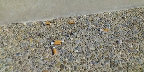 Jet de mégot, un geste nocif - Surfrider Foundation Europe | location-landes-mimizan-plage nature | Scoop.it