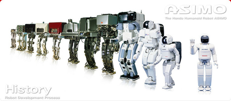 Honda Worldwide   ASIMO   History   Managing the Transition   Scoop.it