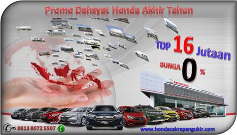 Promo Dahsyat Honda Akhir Tahun   BERITA SATU MEDIA   Scoop.it