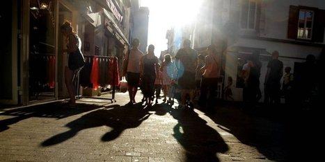 Le centre sous cloche | Le commerce de centre-ville & marchés | Scoop.it