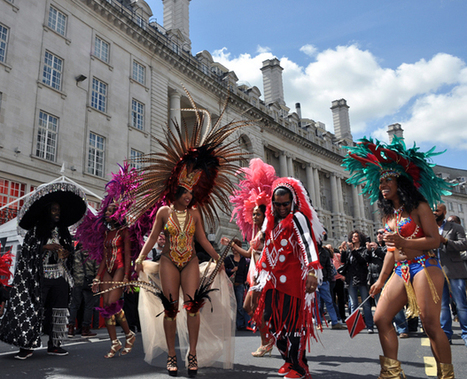 Trinidad and Tobago's culture heats up London | Small Back Room | Scoop.it