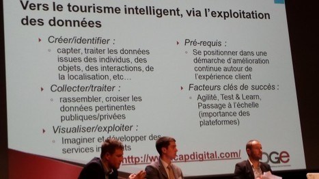 En route vers le tourisme intelligent ! | Etourisme | Scoop.it