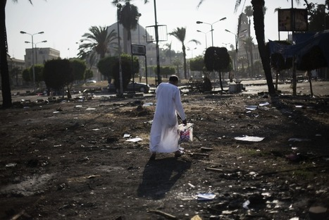 Egypt may avoid civil war — but bloody conflict could continue for years | Egyptian Protests 2013 | Scoop.it
