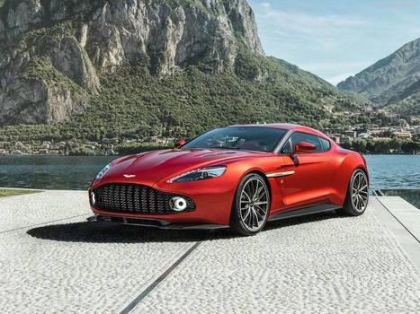 Aston Martin Vanquish Zagato 2017 : les commandes sont ouvertes | MonAutoNews | Scoop.it