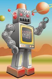Homepage of www.robotnut.com   Vintage, Robots, Photos, Pub, Années 50   Scoop.it
