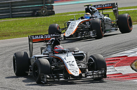 F1 Racing News | Racer.com - F1: Force India B-spec delayed again | F 1 | Scoop.it