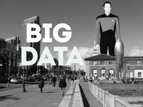 5 reasons 2015 will be the year of Big Data | ITProPortal.com | Non-Equilibrium Social Science | Scoop.it