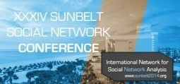 Sunbelt Conference Workshop Proposal Call   Social Network Analysis   Scoop.it
