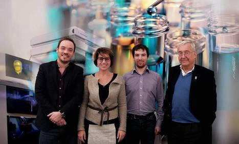 La biotech Alzohis développe le premier test non invasif de la maladie d'Alzheimer | Chimie | Scoop.it