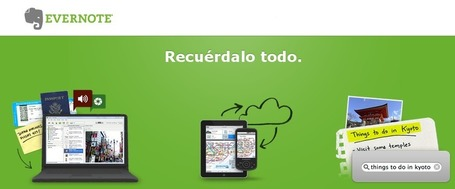 Evernote actualiza su Web Clipper para soportar Gmail | TIC & Educación | Scoop.it