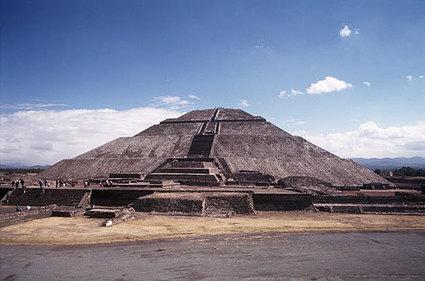 Teotihuacan | Anthropology - Cultural, Forensic, and Linguistic | Scoop.it