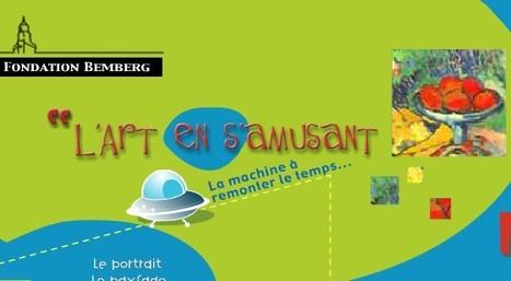 Fondation Bemberg : L'art en s'amusant | Jeux proposés au CDI | Scoop.it