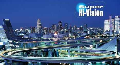 TVTechnology: NHK to do First 8K U.S. Broadcast Demo at NAB Show | FutureChronicles | Scoop.it