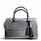 legacy haley satchel in embossed leather | Satchel Bags World | Scoop.it