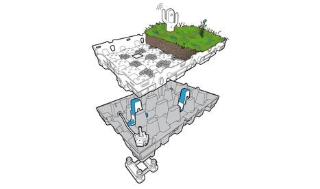Une innovation pour optimiser la gestion des eaux pluviales | 694028 | Scoop.it