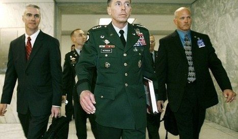 Book: Petraeus Brought Down By Vengeful CIA Agents In 'Palace Coup' « Pat Dollard | Littlebytesnews Current Events | Scoop.it