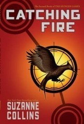 Catching Fire - Suzanne Collins Book 2   Books Gateway   Scoop.it