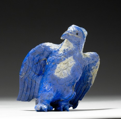 Ancient Peoples - Imperial Eagle Late Roman 4th-5th Century AD | LiveLatin | Scoop.it